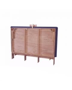 Armedica Wood Mat Table Wall Mounted AM670