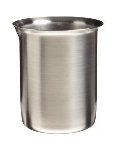 Branson Beaker 600ml Stainless Steel 000-410-055