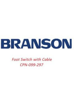 Branson Foot Switch cpn-099-297