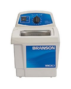 Branson M1800H Ultrasonic Cleaner w/ Timer & Heater CPX-952-117R