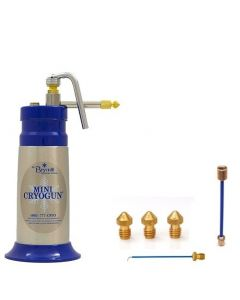 brymill veterinary liquid nitrogen cryogun mini v