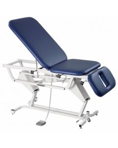 Chattanooga ADP 300 Treatment Table w/ Foot Switch + Casters ADP300