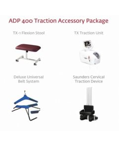 Chattanooga ADP 400 Traction Table Accessory Package 6874-1