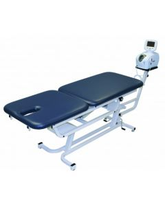 Chattanooga TTET 200 Electric Traction Table w/ Footswitch Caster 6870