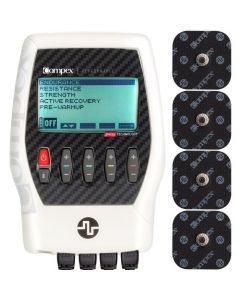 Compex Performance 2.0 Muscle Stimulator Kit with TENS CX182WI02