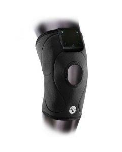 Compex Tens / Heat Knee Wrap S/M Size CX182KW-BLK-S-M