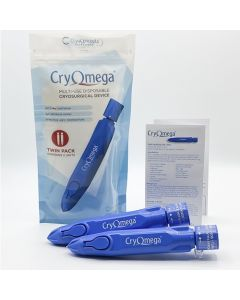 CryOmega Disposable Cryogenic Sprayer Twin Pack 160-2002