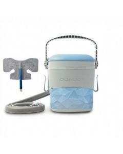 Donjoy Iceman Classic3 Cold Therapy Unit w/ Shoulder S Wrap-on Pad, NS, EH, 11-9098