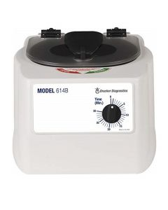 Drucker Diagnostics 614B Fixed Angle Single Speed Centrifuge