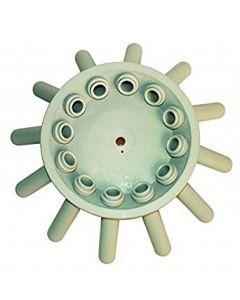 LW Scientific Centrifuge 12pl test-tube rotor for Combo V24 CMP-RT12-15TT