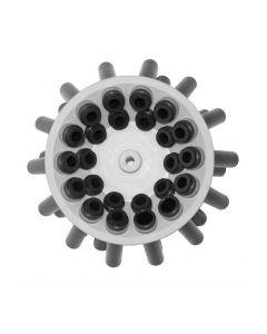 LW Scientific Centrifuge 24pl metal test-tube rotor CMP-RT24-15TT