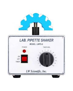 LW Scientific Pipette Shaker timer, 2500 rpms SHL-PPF7-06F1