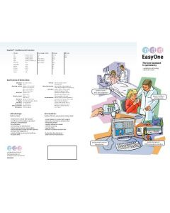 NDD EasyOne Spirometer Carry Case 2031-1