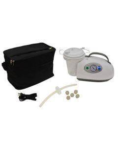 Roscoe Medical Lightweight Suction Unit 50004 w/o battery