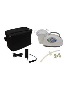 Roscoe Medical Rechargeable Portable Suction Unit 50006