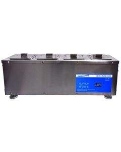 Sharpertek 15L Multi Tank Ultrasonic Cleaner XPS-15L-4T