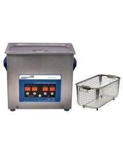 Sharpertek 6L Heated Ultrasonic Cleaner w/ Side Drain XPS360-6L-D