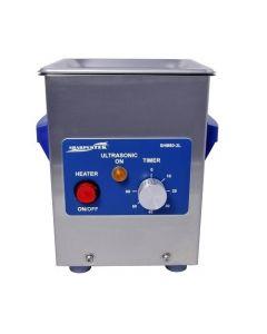 Sharpertek Stainless Steel Ultrasonic Cleaner SH80-2L-NOHT