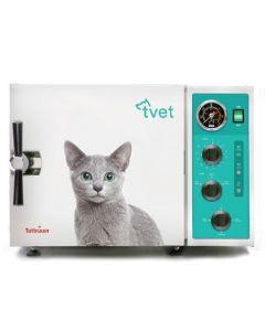 Tuttnauer Manual Veterinary Autoclave TVET9M