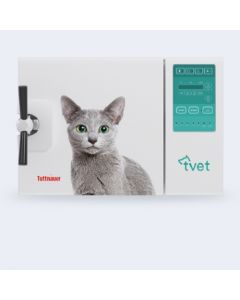 Tuttnauer Veterinary Autoclave TVET10E Automatic Sterilizer