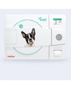 Tuttnauer Veterinary Autoclave TVET11E w/ Printer Automatic Sterilizer