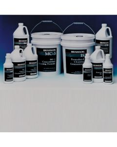 Branson Ultrasonic Industrial Strength Solution 000-955-116 / 4 Gallon