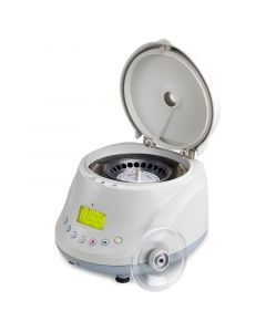 Unico Powerspin Bx Centrifuge Variable Speed 1000-13000 Rpm w/ 2 Rotor 220V C887E