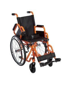 "Ziggo Lightweight Wheelchair 12"" Seat for Kids & Teens"