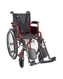 "Ziggo Lightweight Wheelchair 14"" Seat for Kids & Teens"